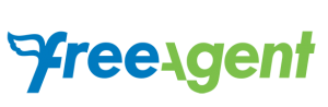 freeagent logo transparent